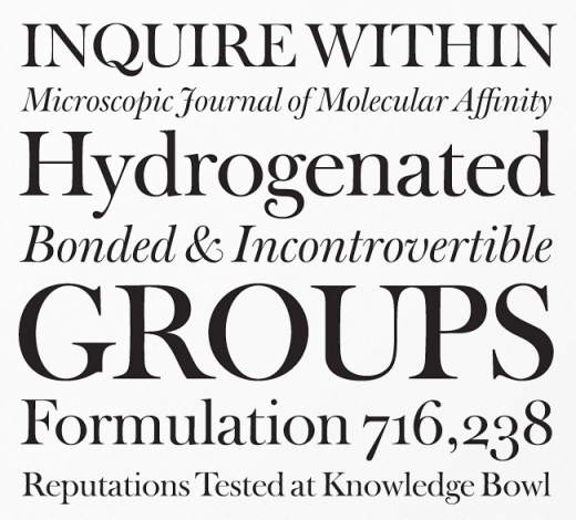 big moore 520x470 Our favorite typefaces from March 2014
