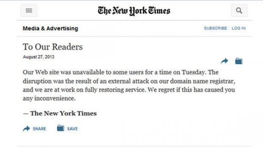 chi new york times hacked 20130828 001 520x292 How to stop social hackers before they attack