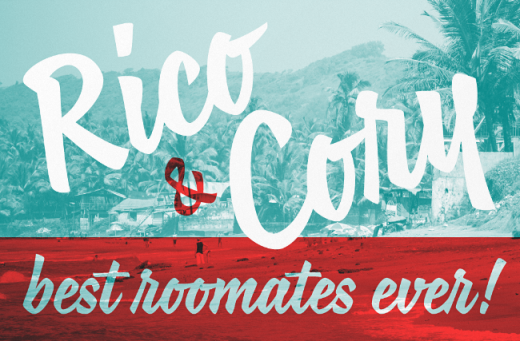 coco fy 520x341 Our favorite typefaces from March 2014