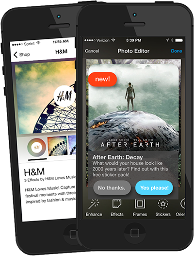 content branded Aviary overhauls its photo SDK for enhanced iOS integration