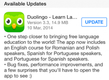 duolingo app update march 14 220x163 Latin America tech update: All the tech news you shouldn't miss from the past month