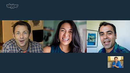 gvc 1 Skype makes group video calling free on Windows, Mac, and Xbox One; coming to all platforms in the future
