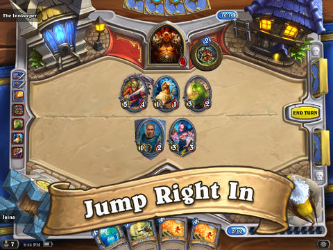 Blizzards Hearthstone: Heroes of Warcraft card game is now available on iPad [Update]