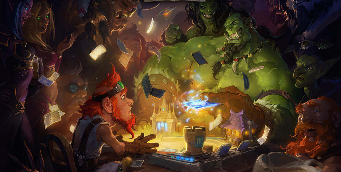 Blizzard Begins Staged Rollout for Hearthstone on iPad