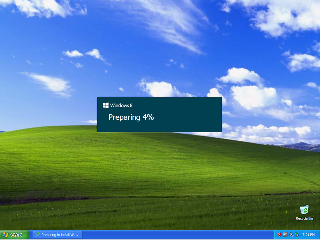 image Microsoft ends support for Windows XP and Office 2003
