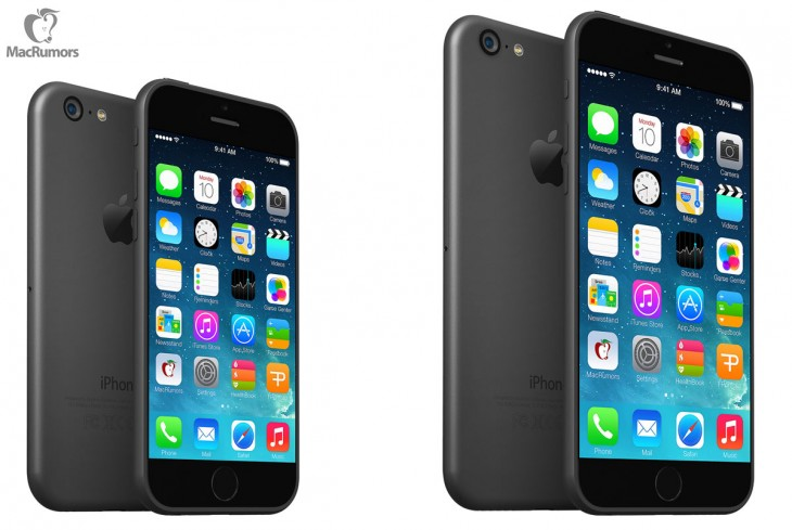iphone 6 side 730x489 These new mockups show what the iPhone 6 may look like