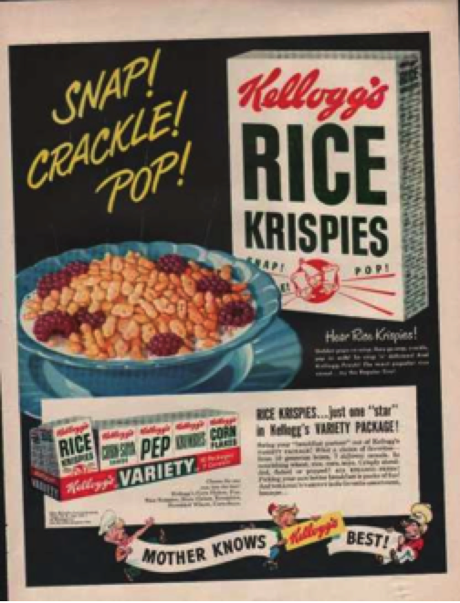 kellogg A brief history of brand love: The evolution of viral advertising