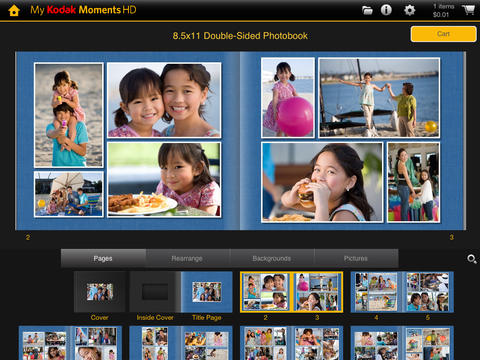 Kodak launches new Moments HD photo printing app for iPad