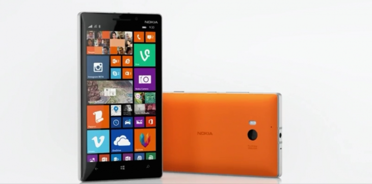 lumia 930 3 730x361 Nokia announces the $599 Lumia 930 smartphone: 5 inch display, wireless charging and 20MP camera
