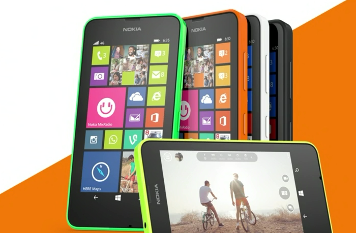 lumz Nokia unveils the budget 3G Lumia 630 and 4G Lumia 635 smartphones