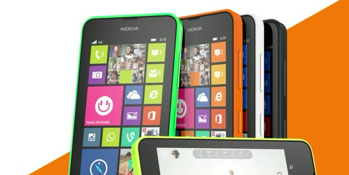 lumz1 Windows Phone 8.1 equipped Nokia Lumia 630 goes on sale in the UK on May 29 for £89.95