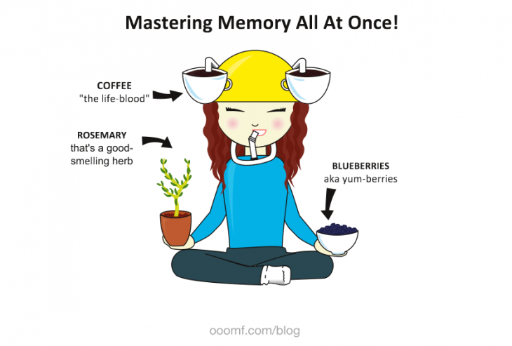 mastering memory 730x493 The science of memory (and 4 uncommon ways to enhance it)