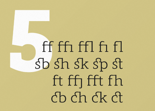 modum 520x374 Our favorite typefaces from March 2014