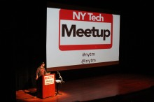 nytm stage 220x146 Jessica Lawrence: Connecting New Yorks startup scene and building better company culture