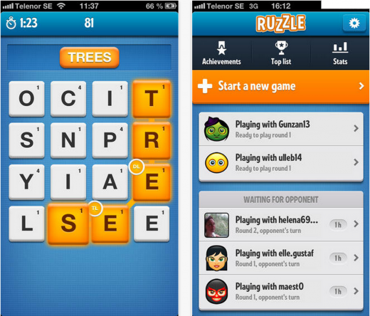 ruzzle 520x444 MAG Interactive wins TNW Europe 2014's Tech5 startup competition