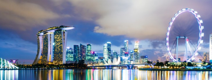 singapore 730x276 5 reasons to move your startup to Southeast Asia