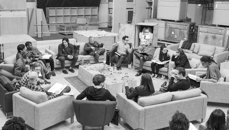 star wars episode 7 cast announce 730x414 Luke, Leia, and Han returning to Star Wars: Episode VII as casting is announced