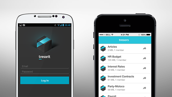 tresorit 2mobile 558x314 Tresorit opens its end to end encrypted file sharing service to the public
