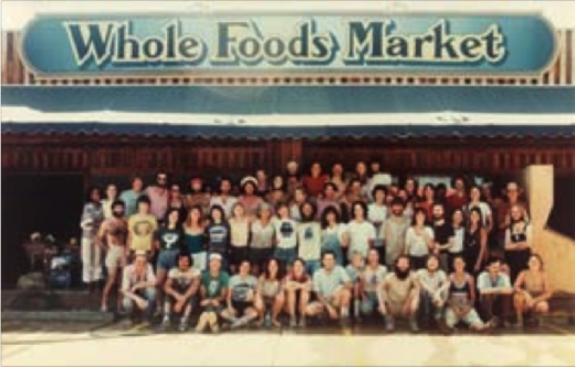 whole foods 520x332 A brief history of brand love: The evolution of viral advertising