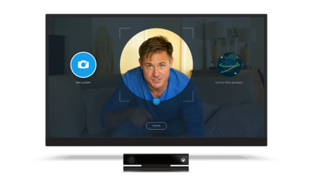 xbox 1 3 Skype for Xbox One can now set profile pictures from Kinect or gamerpics, gets auto zoom enhancements