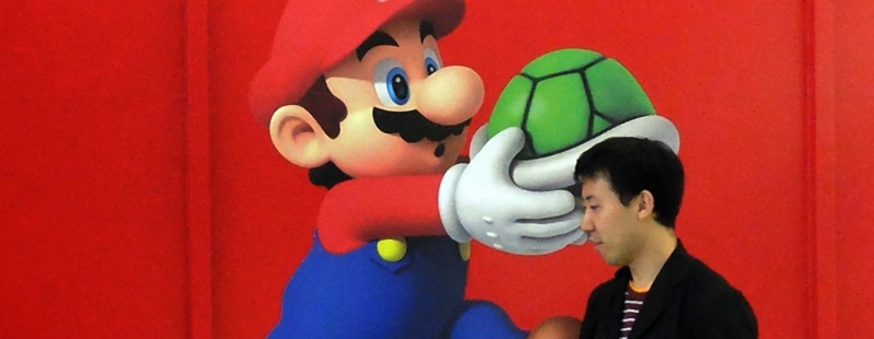JAPAN-GAME-NINTENDO-EARNINGS-COMPANY
