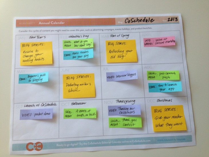 2013 09 20 15.24.12 770x577 730x547 The guide to choosing a content calendar: Tools, templates, tips and more