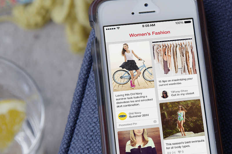 Pinterest Pushes Promoted Pins into Paid Test Phase