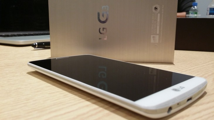 20140527 171408 730x410 LG officially unveils its G3 smartphone with 5.5 display, laser assisted camera and metallic skin