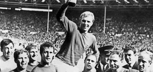 England's national soccer team captain Bobby Moore