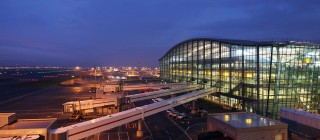 Heathrow Terminal Five – Official Opening