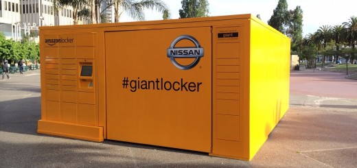 Amazon Locker_Nissan