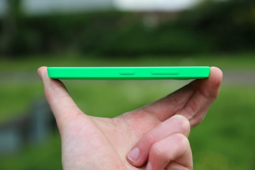 BS4A0745 520x346 Nokia Lumia 630 review: Meet the low cost flag bearer for Windows Phone 8.1