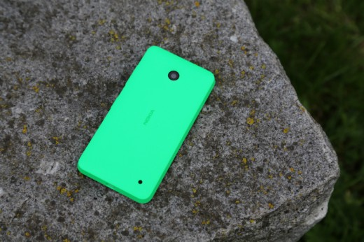 BS4A0758 520x346 Nokia Lumia 630 review: Meet the low cost flag bearer for Windows Phone 8.1