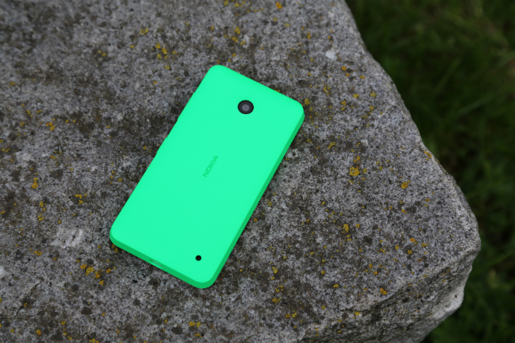 BS4A0758 Nokia Lumia 630 review: Meet the low cost flag bearer for Windows Phone 8.1