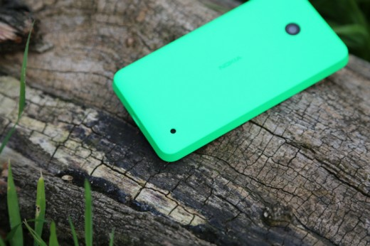 BS4A0811 520x346 Nokia Lumia 630 review: Meet the low cost flag bearer for Windows Phone 8.1