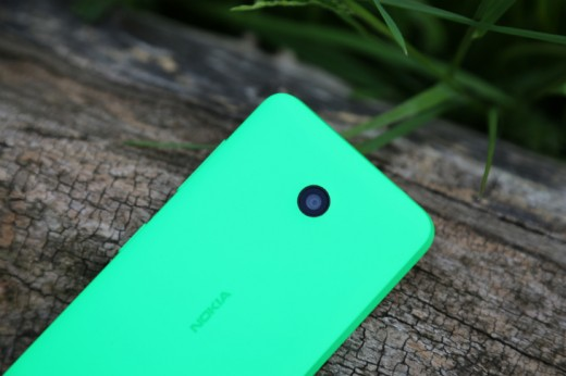 BS4A0817 520x346 Nokia Lumia 630 review: Meet the low cost flag bearer for Windows Phone 8.1