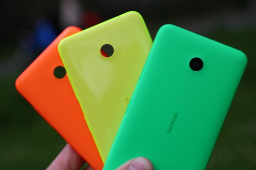 BS4A0827 520x346 Nokia Lumia 630 review: Meet the low cost flag bearer for Windows Phone 8.1
