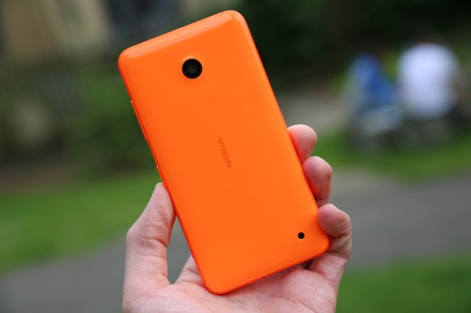 BS4A0863 520x346 Nokia Lumia 630 review: Meet the low cost flag bearer for Windows Phone 8.1