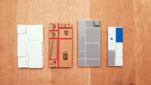 DSC08642 520x292 Behind the scenes: How beehives inspired the design of Googles innovative Project Ara smartphone
