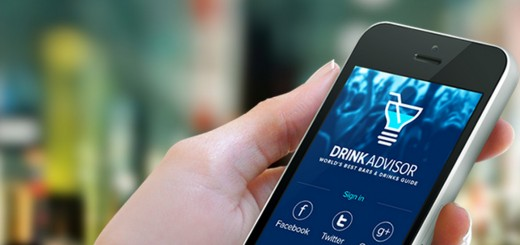 DrinkAdvisor 520x245 DrinkAdvisor: This app is your guide to the best drinks, bars and nightclubs