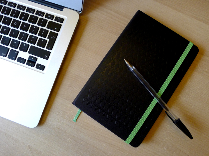 Evernote1 Evernote Business Notebook review: A stylish Moleskine jotter to organize your handwritten notes