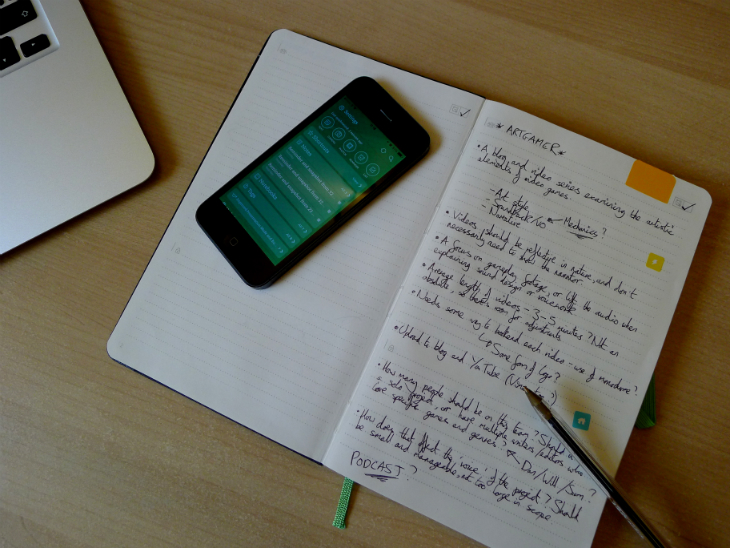 Evernote2 Evernote Business Notebook review: A stylish Moleskine jotter to organize your handwritten notes