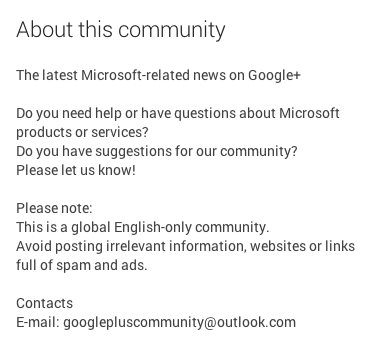 Google plus community guidelines How to use Google+ communities to grow your business
