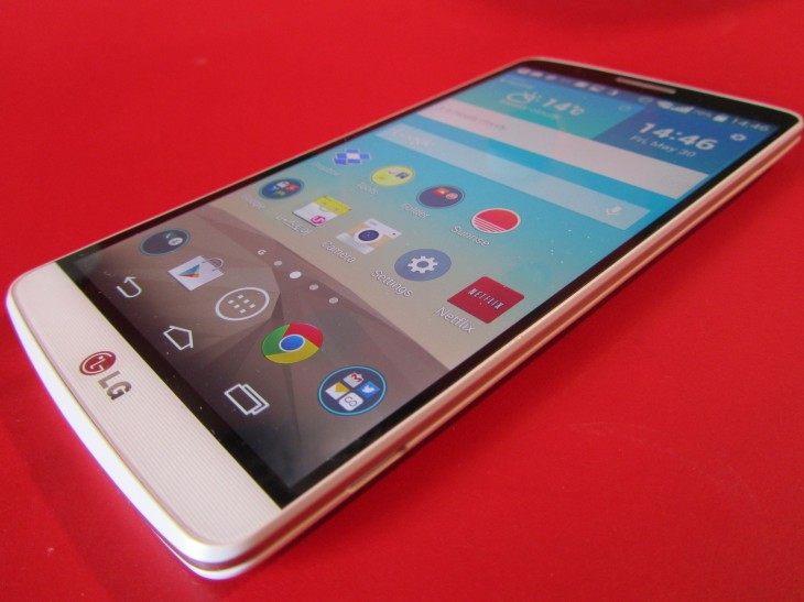 IMG 2188 730x547 LG G3 review: Third times a charm for LGs 5.5 flagship, but questions remain over battery life