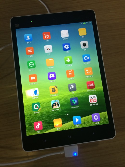 IMG 9732 520x693 Hands on with Xiaomi's tablet Mi Pad: Can this oversized iPhone 5c challenge Apple?