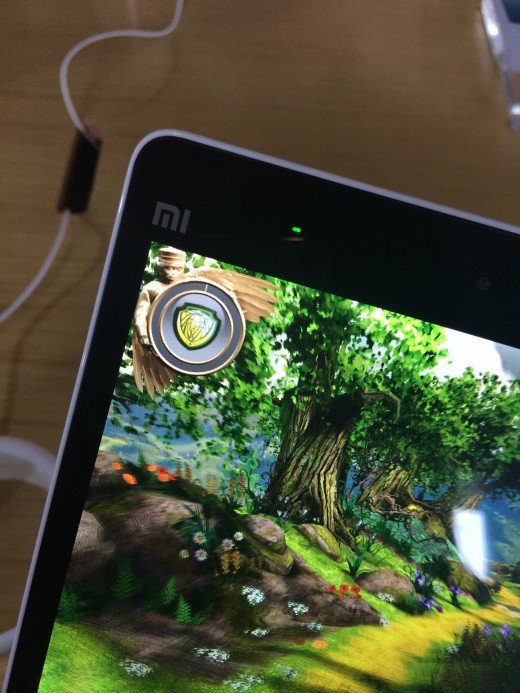 IMG 97411 520x693 Hands on with Xiaomi's tablet Mi Pad: Can this oversized iPhone 5c challenge Apple?