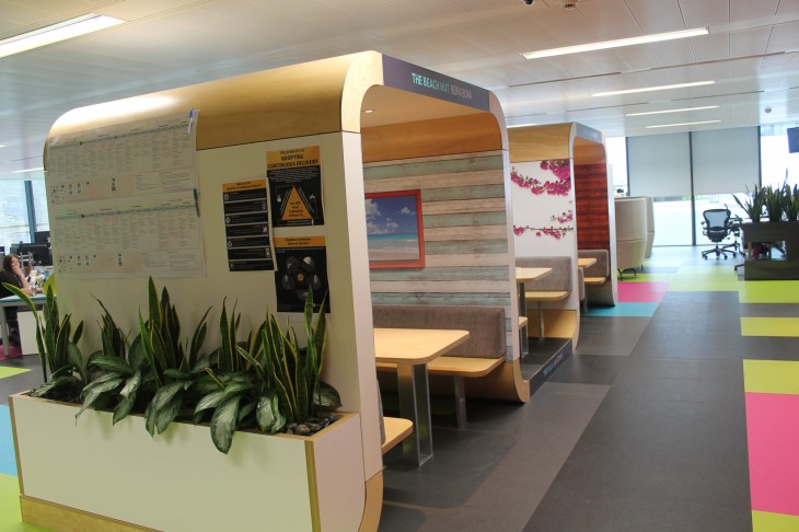 Meeting Spaces 730x486 Skyscanner: Inside Scotlands tech titan and one of the worlds largest flight search engines