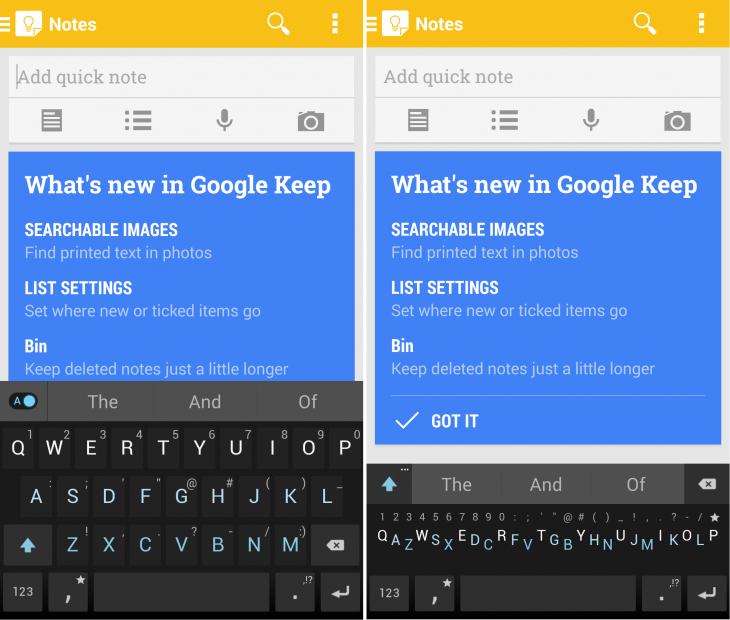 Minuum collapsed 730x620 Minuum: A nifty collapsible keyboard app for Android