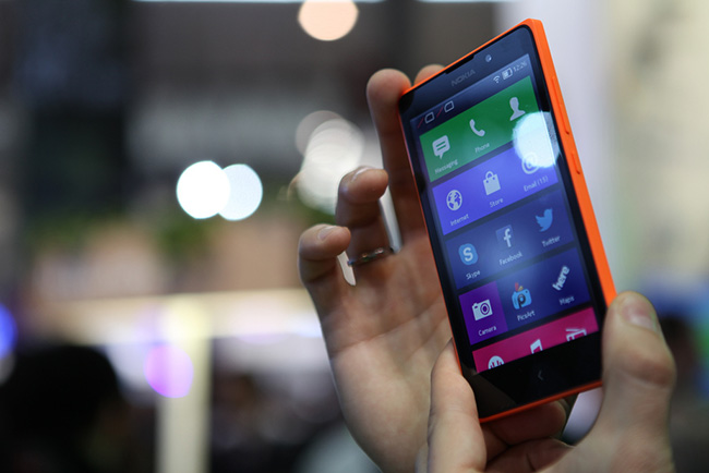 Nokia XL orange Nokias 5 inch XL Android smartphone launches in Asia and the Middle East for $150