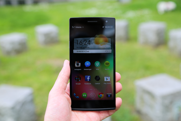 Oppoedit9 Oppo Find 7a review: Theres no 2K display, but this huge Android smartphone is still a home run